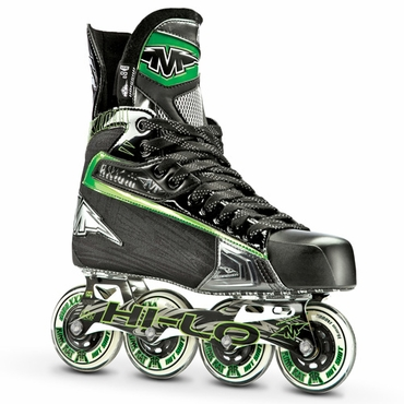 Mission Axiom T6 Senior Inline Hockey Skates