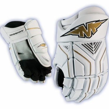 Mission Commander SE Junior Hockey Gloves - 2010