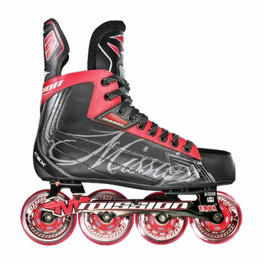 Mission CSX Senior Inline Hockey Skates - 2010
