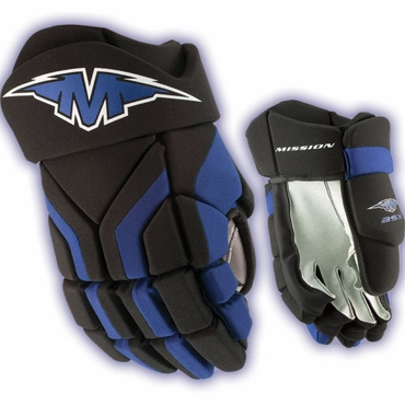 Mission CSX Youth Hockey Gloves
