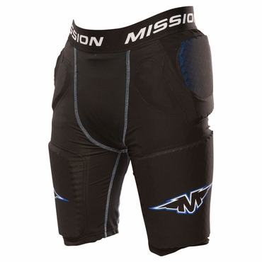Mission Elite Compression Inline Hockey Girdle - Junior
