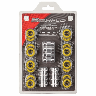 Mission Hi-Lo 608 ABEC 7 Inline Hockey Bearings