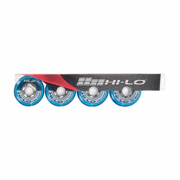Mission Hi-Lo HL:2 Multi-Surface Inline Hockey Wheels - 4 pack