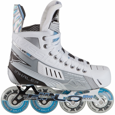 Mission Inhaler AC1 Senior Inline Hockey Skates
