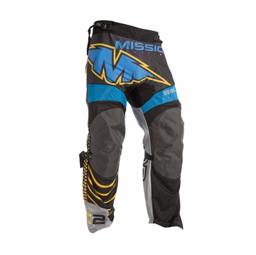 Mission Inhaler AC2 Inline Hockey Pants - Junior