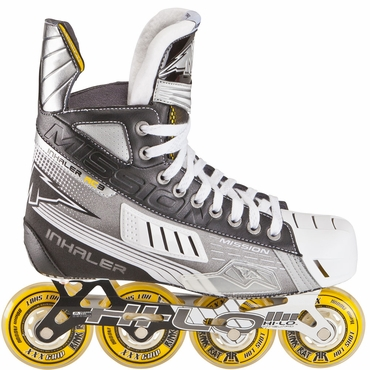 Mission Inhaler AC3 Senior Inline Hockey Skates