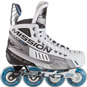 Mission Inhaler AC4 Inline Hockey Skates - Senior