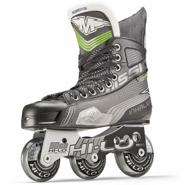 Mission Inhaler AC7 Youth Inline Hockey Skates