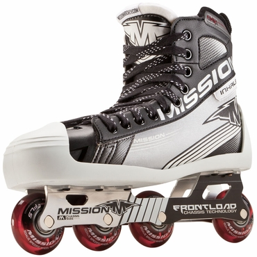 Mission Inhaler FL5 Goalie Senior Inline Hockey Skates