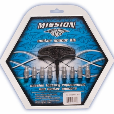 Mission Inline Hockey Spacer Kit
