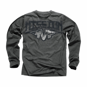 Mission Metal Senior Long Sleeve Hockey Shirt