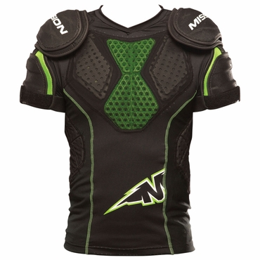 Mission Pro Compression Inline Hockey Protective Shirt - Junior