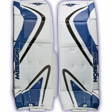 Mission Soldier Junior Hockey Goalie Leg Pads