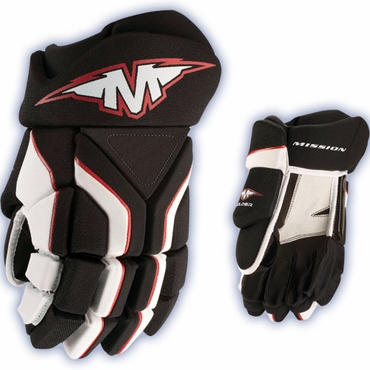 Mission Soldier SE Youth Hockey Gloves