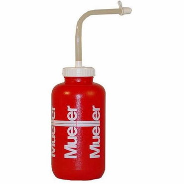 Mueller Sport Water Bottle w/Straw - Quart Size