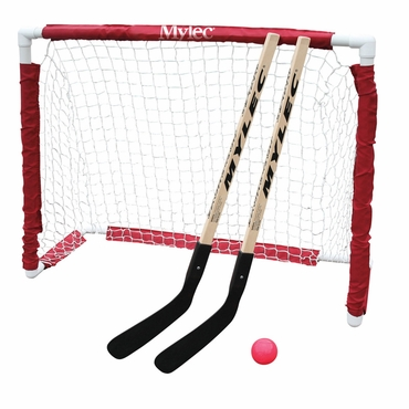 Mylec 807 Deluxe Folding Hockey Goal Set