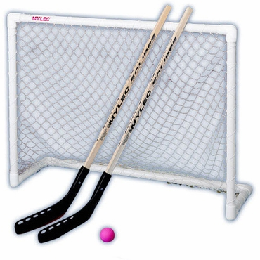 Mylec 808 Deluxe Hockey Goal Set - 48 Inch