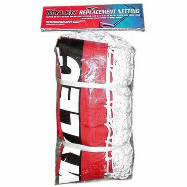 Mylec 810 Heavy Duty Replacement Hockey Goal Netting w/Sleeve