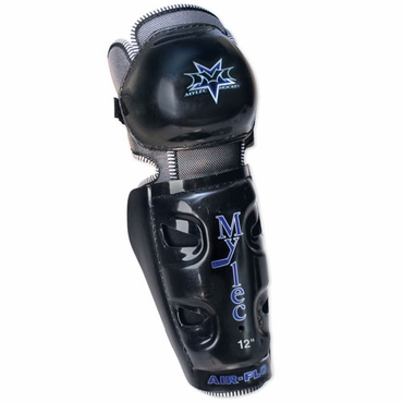 Mylec Roller Hockey Shin Guards - Junior