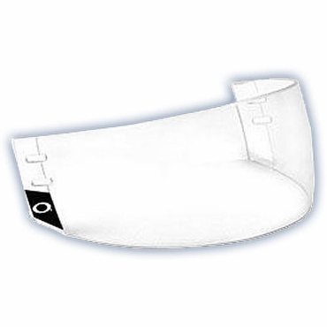 Oakley VR903 Pro Straight Hockey Helmet Visor Without Vents