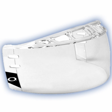 Oakley VR924 Pro Straight Hockey Helmet Visor w/ Vents