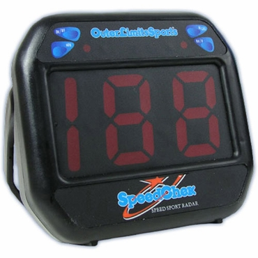 Outer Limits Speed Trac X Hands Free Radar Gun