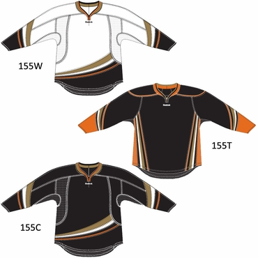 RBK 25P00 NHL Edge Gamewear Hockey Jersey - Anaheim Ducks