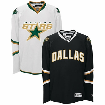 RBK 7185 Premier NHL Replica Hockey Jersey - Dallas Stars - Senior