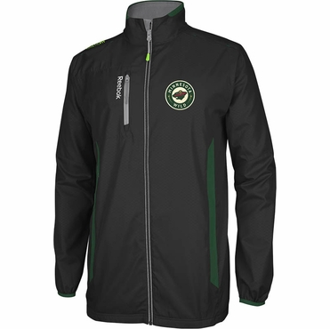 RBK Center Ice Hockey Jacket - Minnesota Wild - Senior