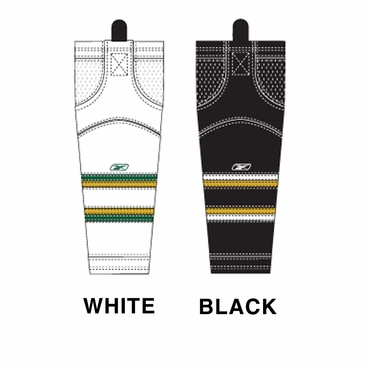 RBK SX100 NHL Edge Junior Hockey Socks - Dallas Stars
