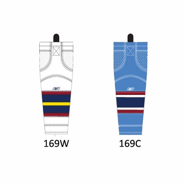 RBK SX100 NHL Edge Senior Hockey Socks - Atlanta Thrashers