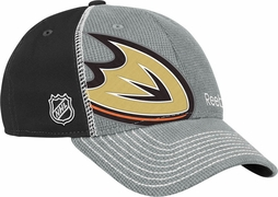 Reebok NHL Center Ice Draft Senior Hat - Anaheim Ducks