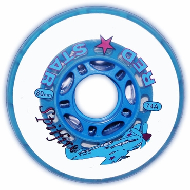 Red Star Spitfire Inline Hockey Wheels