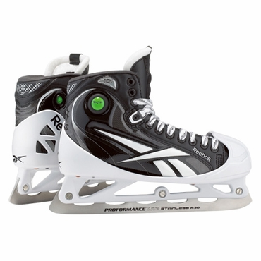 Reebok 10K Pump Senior Ice Hockey Goalie Skates