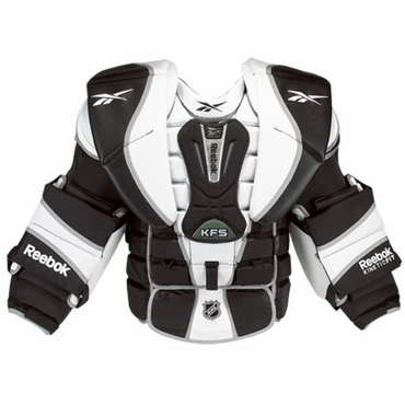 Reebok 11K Pro Hockey Goalie Chest & Arm Protector - Senior