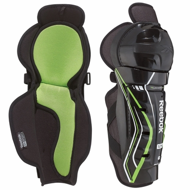 Reebok 12K Junior Hockey Shin Guards