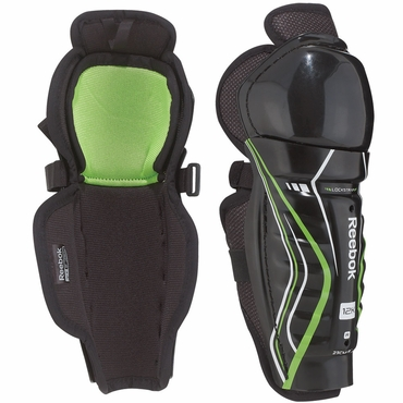 Reebok 12K Youth Hockey Shin Guards