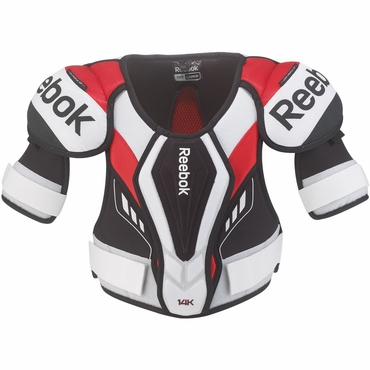Reebok 14K Hockey Shoulder Pads - Junior