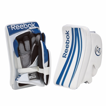 Reebok 18K Intermediate Hockey Goalie Blocker