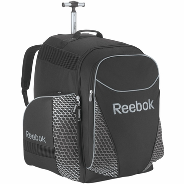 Reebok 18K Wheeled Hockey Backpack Bag - 17 Inch