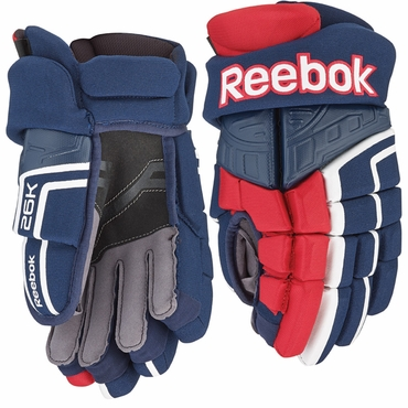 Reebok 26K KFS Hockey Gloves - Junior