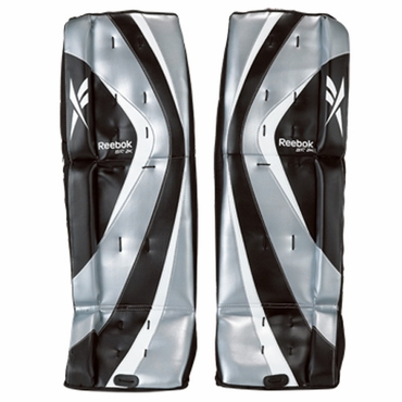 Reebok 2K Inline Hockey Goalie Leg Pads - Youth