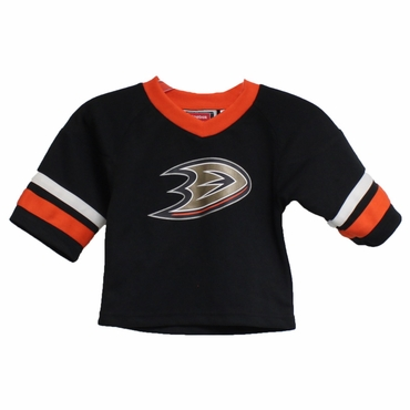 Reebok 3/4 Sleeve Hockey Jersey & Pant Set - Anaheim Ducks - Youth