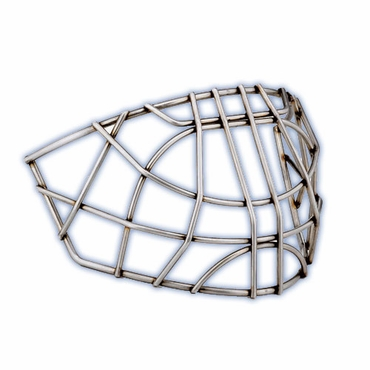 Reebok 3K Senior Certified Stainless Steel Hockey Goalie Cage - 2009
