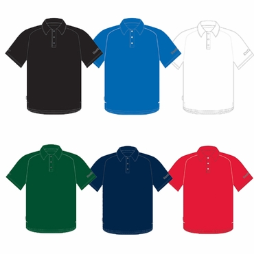 Reebok 5708 PlayDay Hockey Polo Shirt - Senior