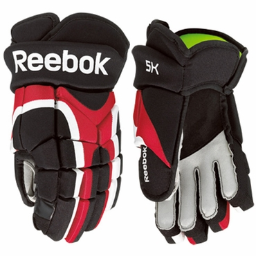 Reebok 5K KFS Youth Ice Hockey Gloves