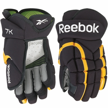 Reebok 7K KFS Nylon Junior Hockey Gloves