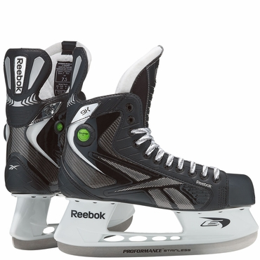 Reebok 9K Pump Junior Ice Hockey Skates - 2013