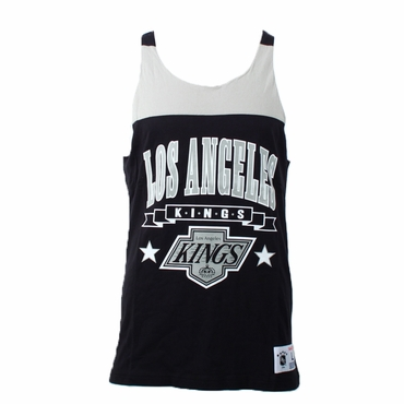 Reebok Color Block Hockey Tank - Los Angeles Kings - Senior