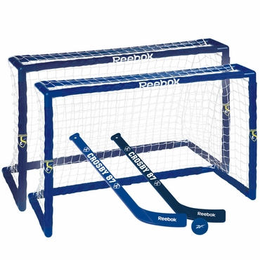 Reebok Deluxe Mini Hockey Set - Crosby